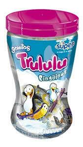 Gomitas Trululu Pinguinos 150 unidades