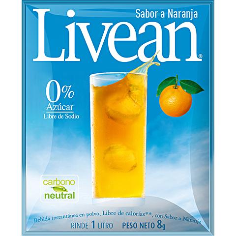 Livean Naranja 9gr