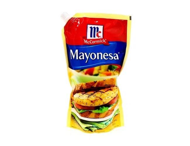 Mayonesa McCormick  Doy Pack 400 Gramos