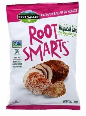 Vegetable Chips Malanga Tropical Taro Root Smarts