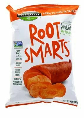 Vegetable Chips - Camote Sweet Potato Root Smarts