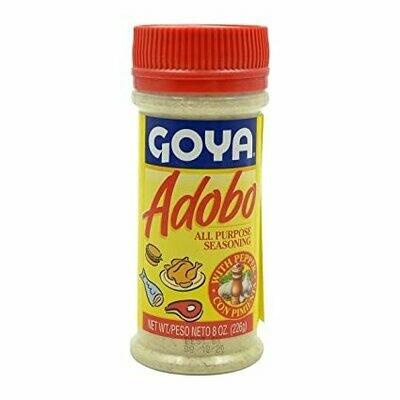 Adobo con Pimienta 8oz Goya