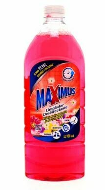 Desinfectante MAXIMUS Floral 900ml