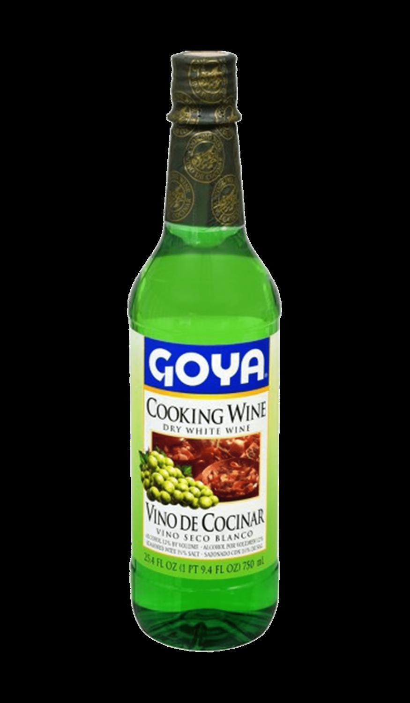 Vino Blanco para Cocinar Goya 750ml