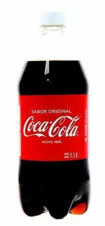 Coca Cola Original Botella 1.1L