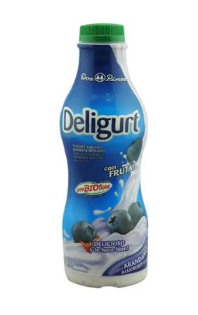 Yogurt Dos Pinos Deligurt Arandano 750ml