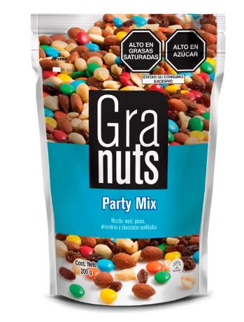Mezcla Party Mix Granuts 200g