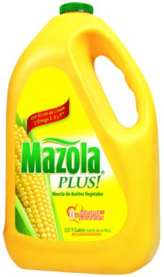 Aceite Mazola Plus 1 Galon