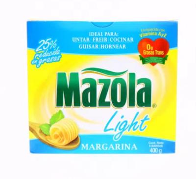 Margarina Mazola en Barra Light 400gr