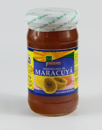 Mermelada de Maracuya Zamorano 300gr