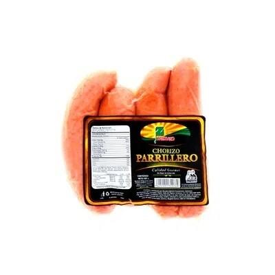Chorizo El Zamorano Parrillero Paquete 300gr