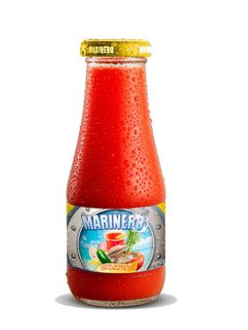Marinero Cóctel de Vegetales y Almejas Picante 250 ml/8.45 Oz