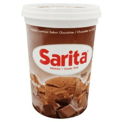 Helado Chocolate Sarita 1L