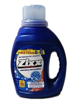 Detergente Zixx Liquido 1.18L