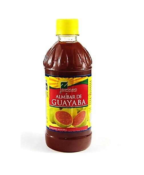 Almibar de Guayaba zamorano 650gr