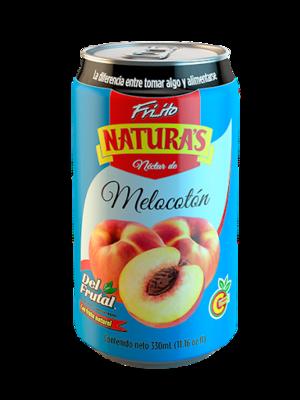 Jugo Friito Naturas DEL FRUTAL Melocotón 330 ml