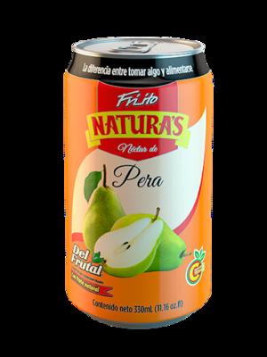 Jugo Friito Naturas DEL FRUTAL Pera 330 ml