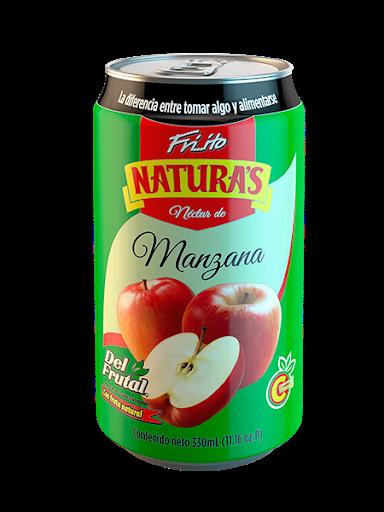 Jugo Friito Naturas DEL FRUTAL manzana 330 ml