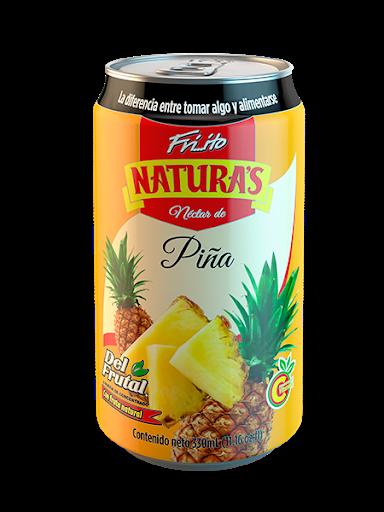 Jugo Friito Naturas DEL FRUTAL Piña 330 ml