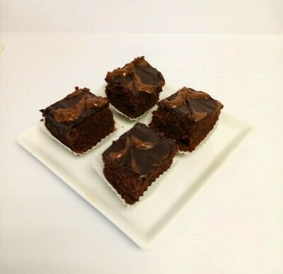 Brownies (12 Unidades) Tamaño Boquita