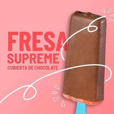 Paleta de Fresa Supreme (YUCATAN)