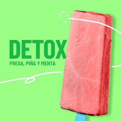Paleta Detox (YUCATAN)