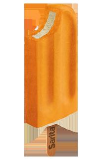 Paleta Cremoleta Naranja 75 g