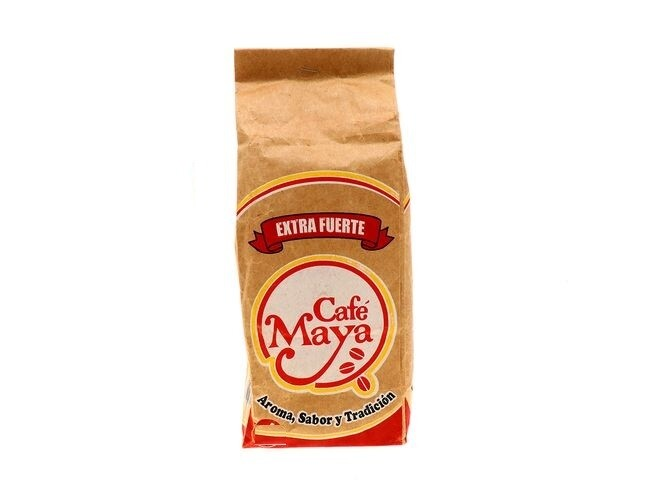 Café Maya Extra Fuerte 8 Bolsitas 0.5Lbs