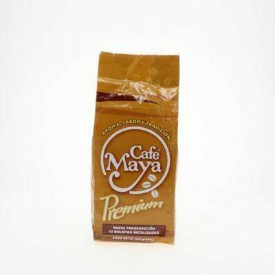 Café Maya Premium 324gr 12 blositas