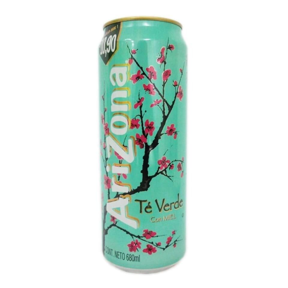 Arizona de Te Verde 680 ml