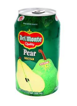 Nectar Del Monte Pera Light Lata 330ml