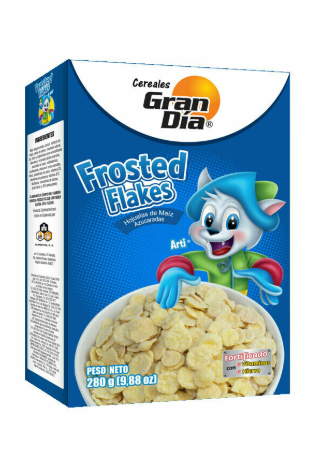 Frosted Flakes Gran Dia 280g