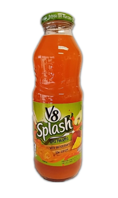 Jugo V8 Splash Manzana Piña 473ml