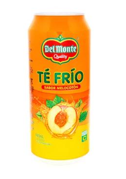 Te Frio Del Monte Melocoton Lata 460ml