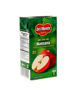 Nectar Del Monte Manzana Tetra 200ml