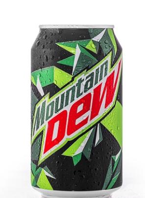Mountain Dew Lata 355 ml