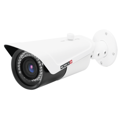 Camera-H.265 Eye-Sight Series, Bullet, IR 40M(48 LEDs), Motorized 3-11mm Lens 5MP with PoE