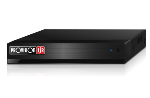 H.265 Stand Alone NVR, 8CH  5MP at 25fps, MM case with PoE