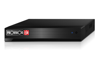 H.265 Stand Alone NVR, 4CH  5MP at 25fps, MM case with PoE
