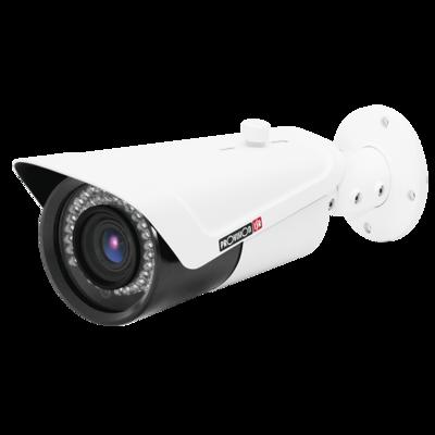 Camera-Eye-Sight Series, Bullet, IR 40M(48 LEDs), 3.3-12mm motorised lens, 1080P with PoE