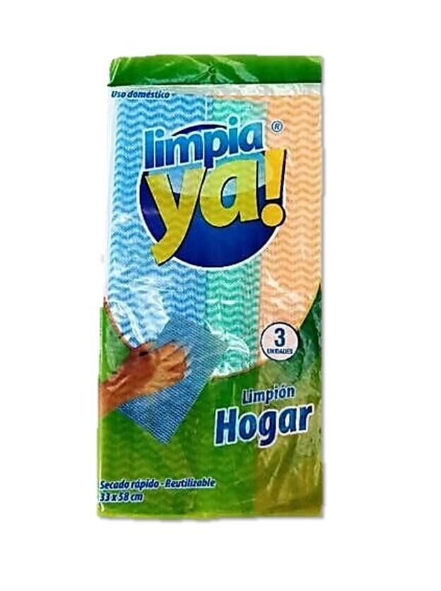 Limpion Hogar Limpia YA Eterna 3 unidades