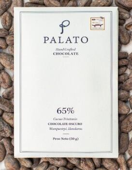 Barra 65% Chocolate Oscuro (PALATO)