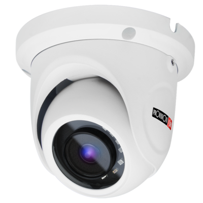 Camera- H.265 S-Sight Series,, Dome, IR 15M(2 LED Array), 3.6mm Lens 2MP with PoE