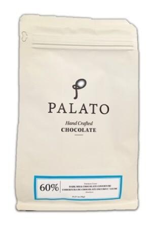 Cobertura 60% Chocolate Oscuro con Leche 1 kilo (PALATO)