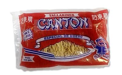 Tallarin Canton Especial de Huevo 225gr
