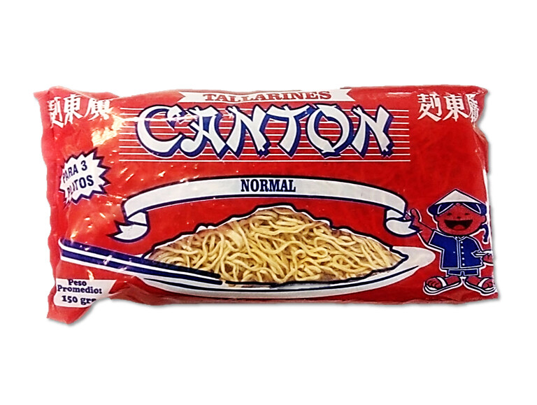 Tallarin Canton Normal 150gr