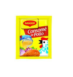 Maggi Consome Pollo - 5 Sobres de 10gr