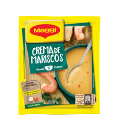 Maggi Crema Mariscos 80gr