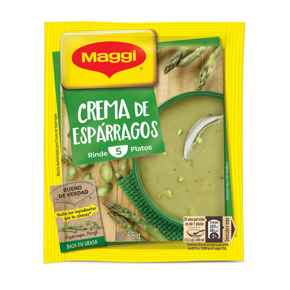 Maggi Crema Esparragos 66gr