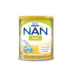Leche NAN Soya 400gr